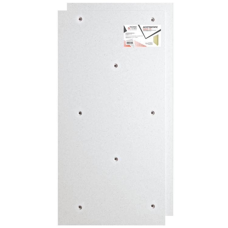 Панель звукоизоляционная AcousticGyps Basic 70, 1200x600x70 мм