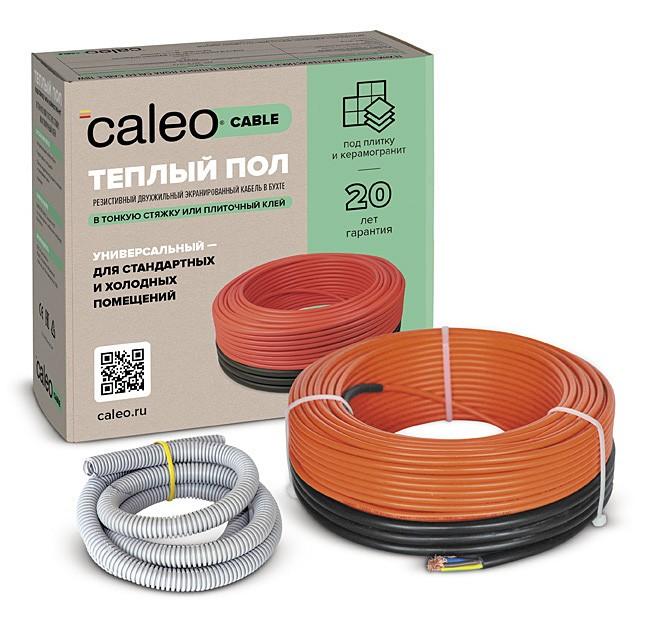 Комплект теплого пола Caleo Cable 18W-10, 1.4 м²