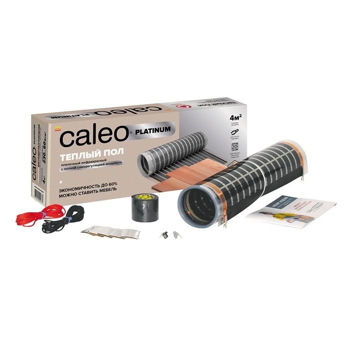Комплект теплого пола Caleo Platinum-230 690 Вт, 3 м²