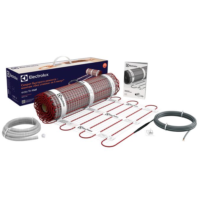 Мат нагревательный Electrolux Easy Fix Mat EEFM 2-150-11 1650 Вт, 11 м²