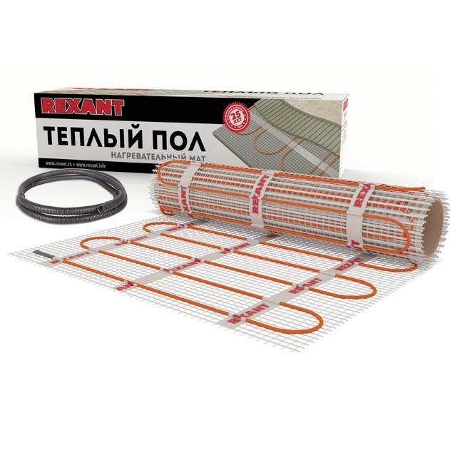 Мат нагревательный Rexant Extra 800 Вт, 5 м²