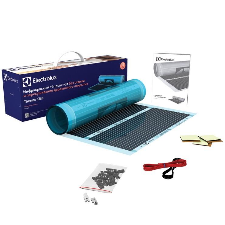 Комплект теплого пола Electrolux Thermo Slim ETS-220 2200 Вт, 10 м²