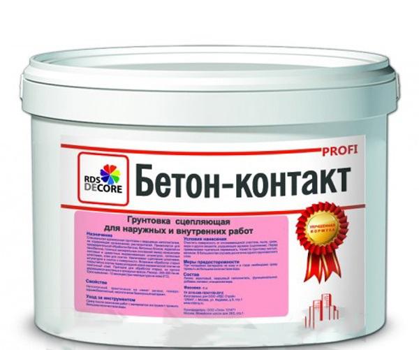 Купить Бетоноконтакт Norme Color Profi Discount, 18 кг — Фото №1