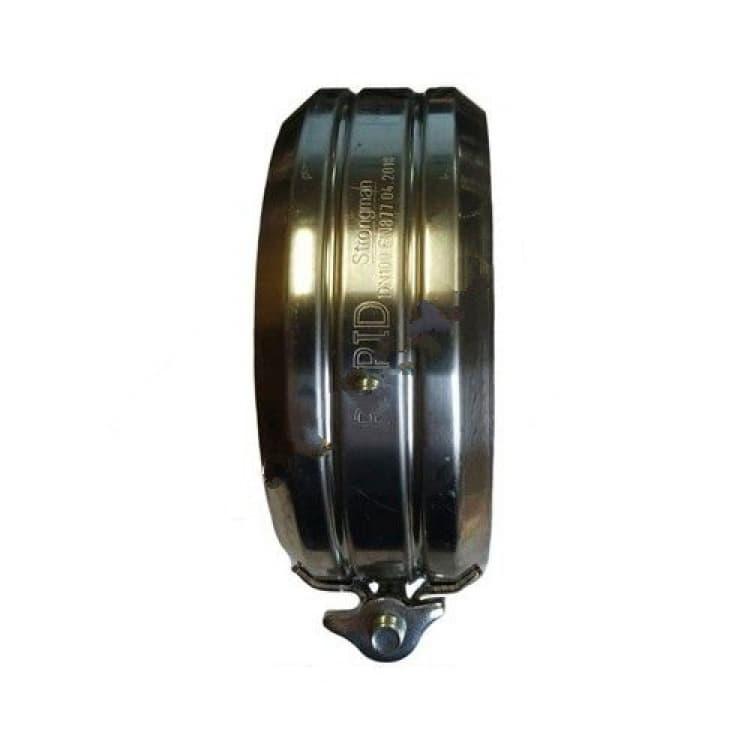 Хомут стальной SML RAPID ДУ-150