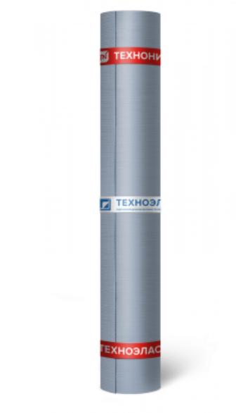 Рулонная гидроизоляция Технониколь Техноэласт с ЭМС, 15х1 м