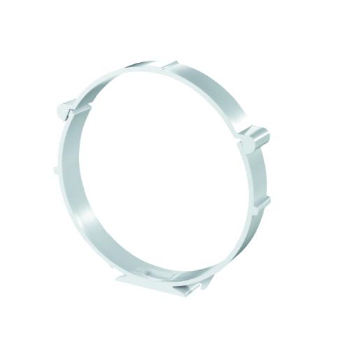 Держатель круглых каналов Vents Пластивент 26 диаметр 125 мм фото