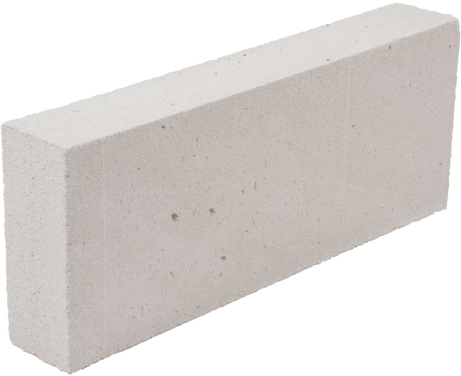 Купить Блок газобетонный Эко D500, размер 600х250х50 мм — Фото №1