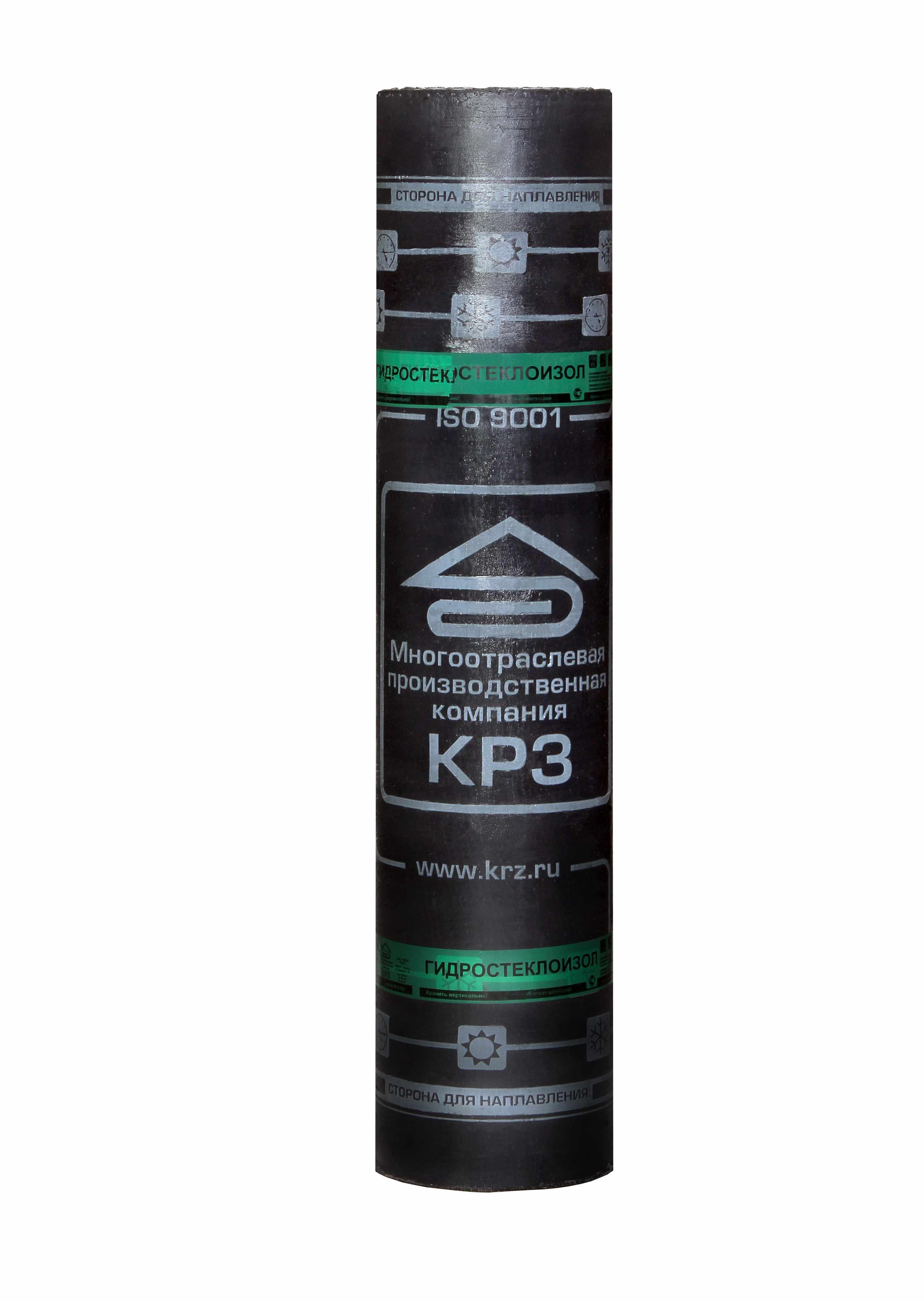 Гидростеклоизол ТПП-3.5, 10000х1000х3.5 мм