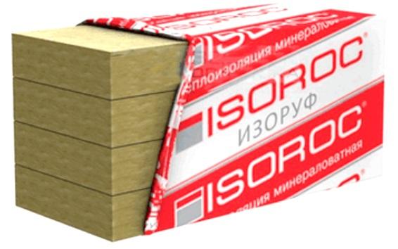Купить Минеральная вата Isoroc Изоруф-Н 1000х600 мм, толщина 50 мм (5 шт/3 м²) — Фото №1