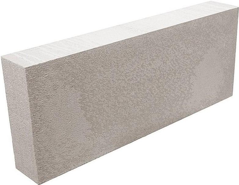 Купить Пеноблок Bonolit D500, размер 600х250х50 мм — Фото №1