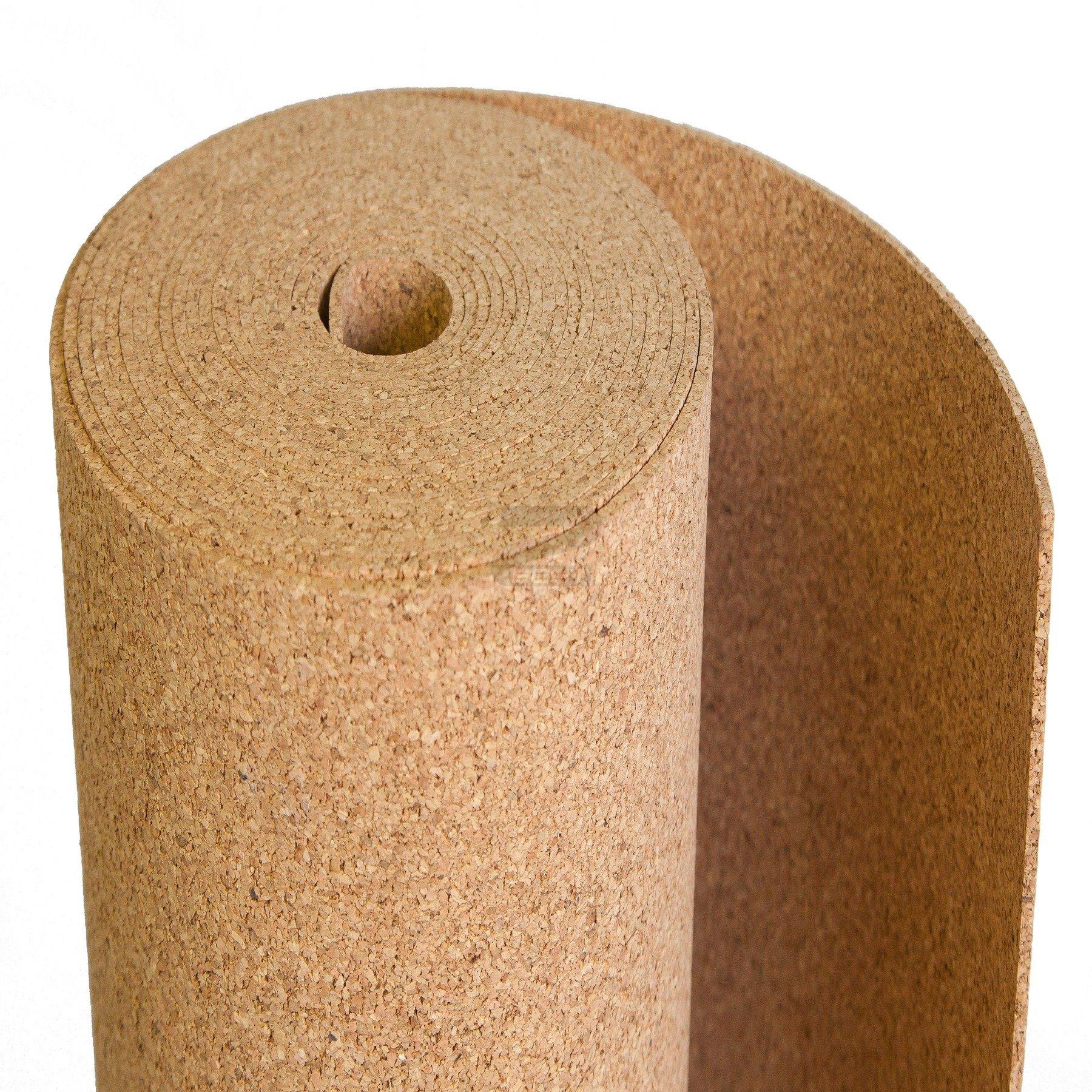 Подложка пробковая 5 мм, рулон 10 м2