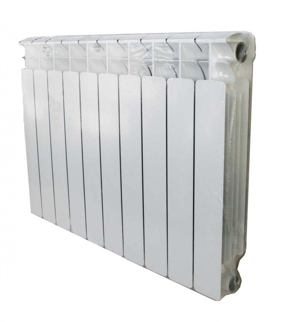Купить Радиатор биметаллический секционный Rifar Base 500/100, 10 секций