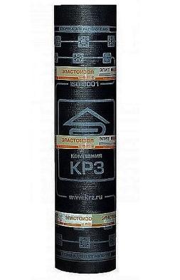 КРЗ Эластоизол ЭКП-4.5, 1х10 м, Рулонная гидроизоляция