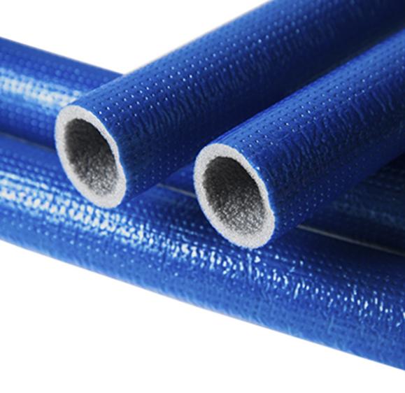 Теплоизоляция для труб K-FLEX (синяя) 22х4 мм, бухта 10 м
