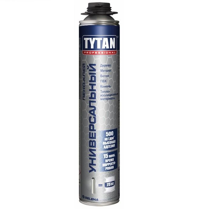 Пено-клей универсальный Tytan Professional под пистолет 750 мл