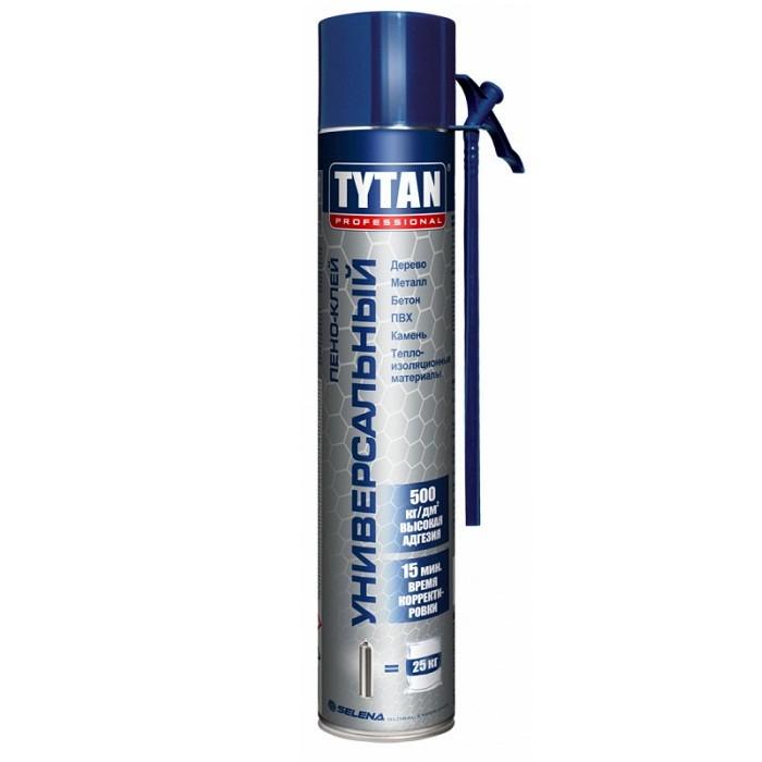 Пено-клей универсальный Tytan Professional бытовой 750 мл