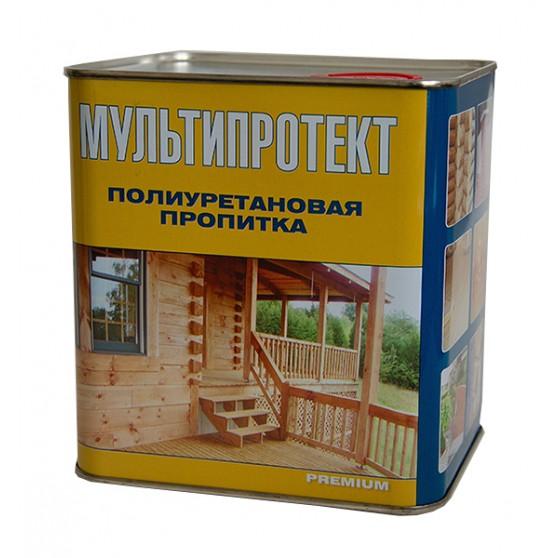Пропитка полиуретановая МультиПротект, 5 л