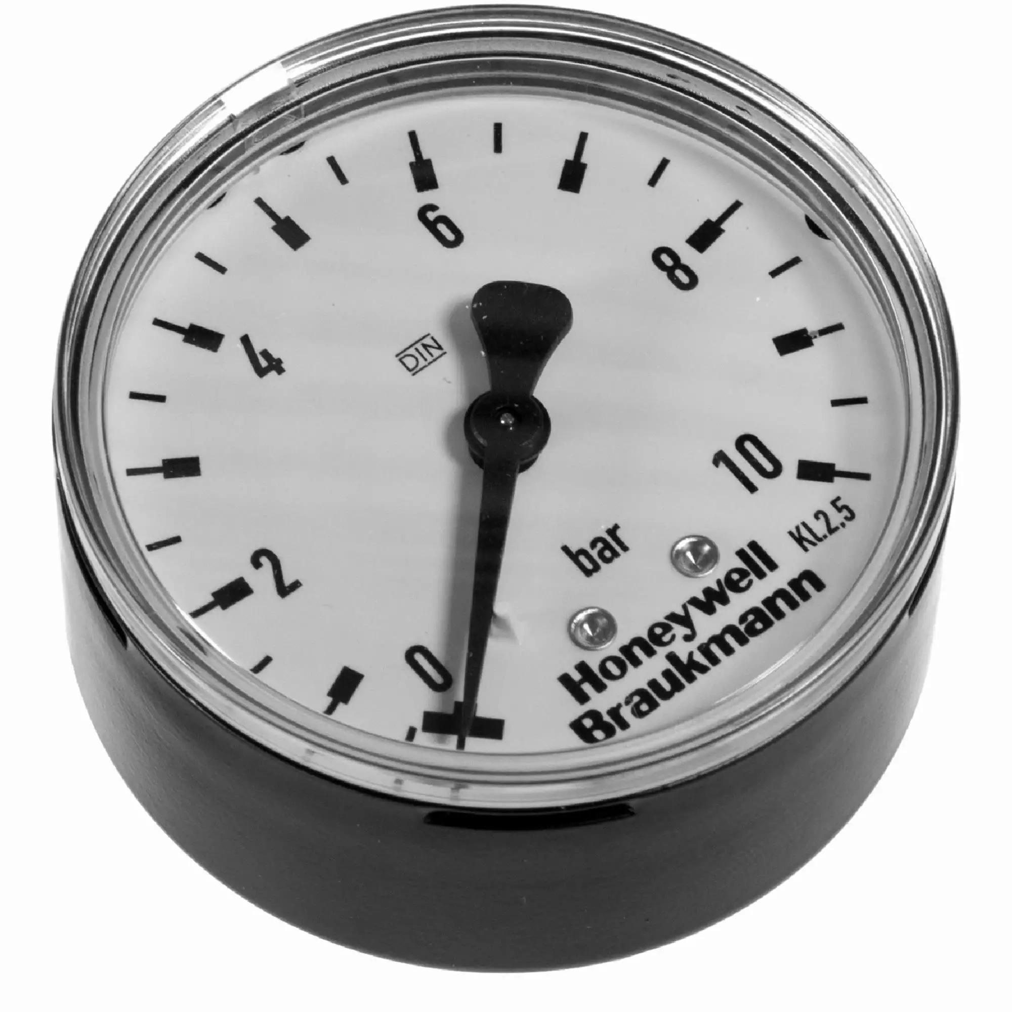 Манометр для фильтров Honeywell FK + клапан D04/D06, 1/4