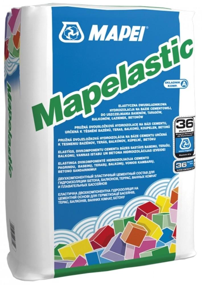 Mapei Mapelastic, 24 кг, Гидроизоляционный состав