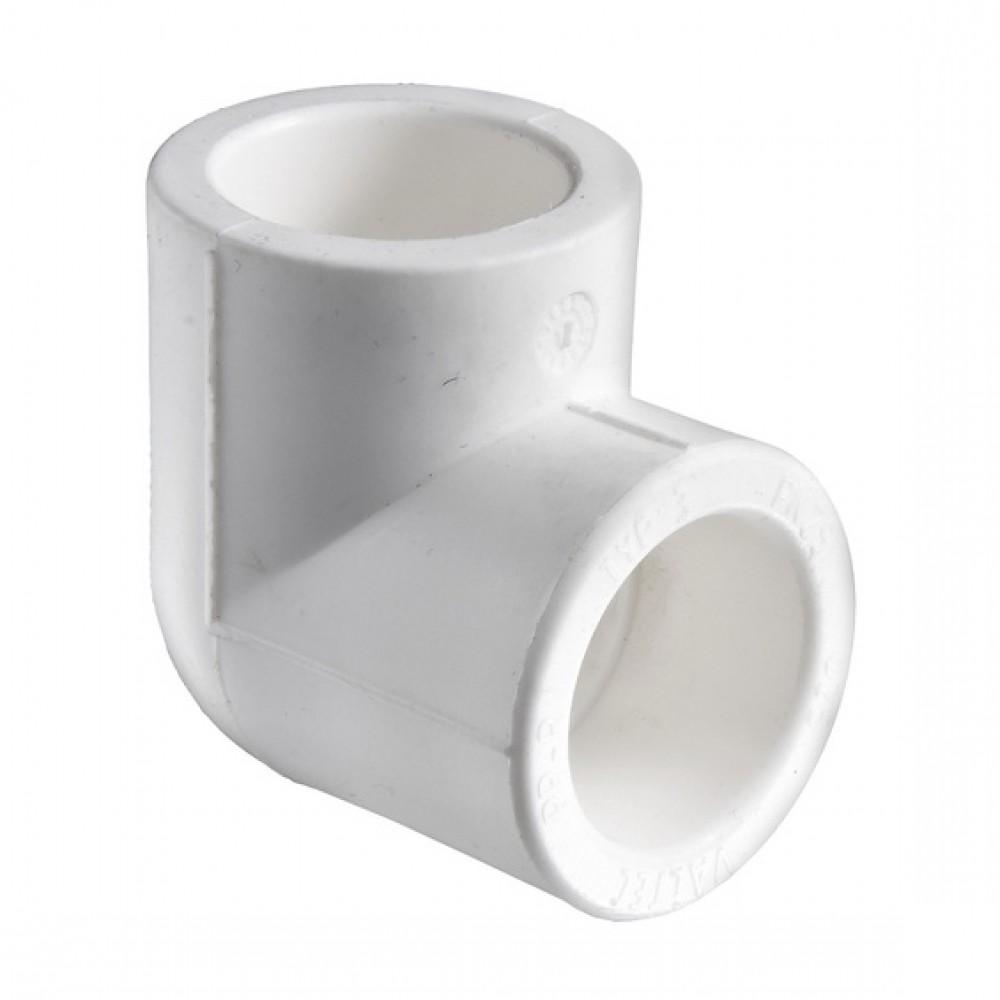 Купить Уголок полипропиленовый, диаметр 20 мм (угол 90°) — Фото №1