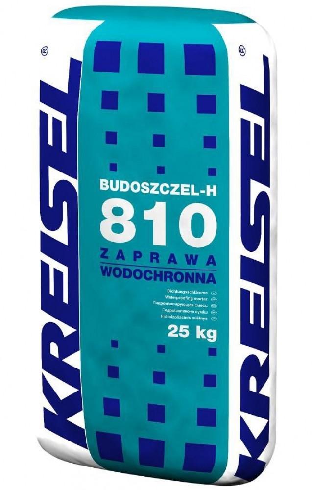 Kreisel Dichtungsschlamme 810, 25 кг, Гидроизоляционный состав однокомпонентный