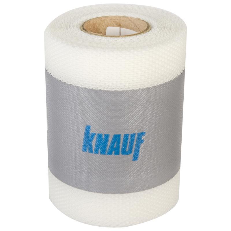 Купить Лента гидроизоляционая Knauf Флэхендихтбанд 120 мм, длина 10 м — Фото №1