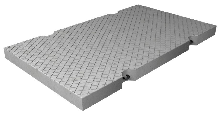 Плита железобетонная дорожная 2П30.12.30, размер 3000х1200х170 мм
