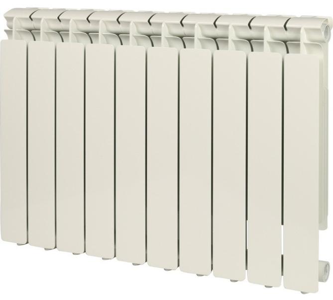 Радиатор алюминиевый Stout Bravo 500, 12 секций
