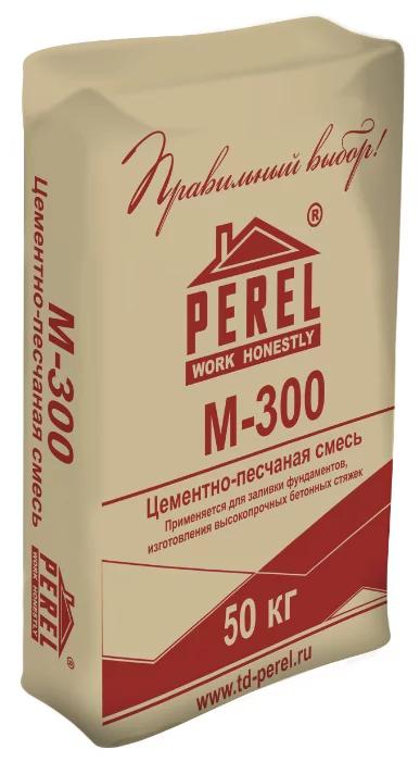 Купить Пескобетон Perel М300, 50 кг — Фото №1
