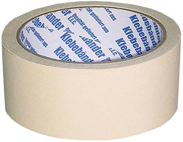 Купить Скотч малярный 50 мм, рулон 40 м — Фото №1