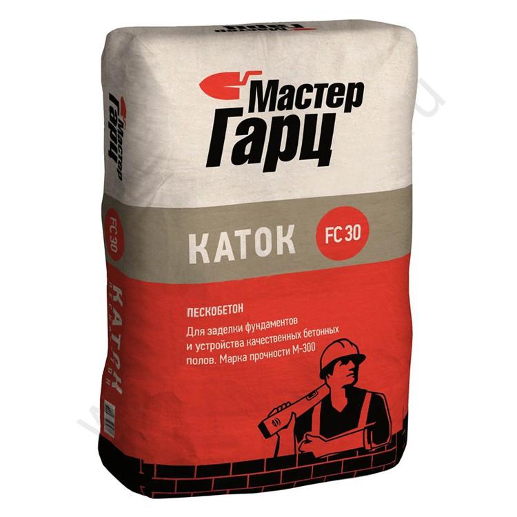 Купить Пескобетон Мастер Гарц М300 Каток, 30 кг — Фото №1