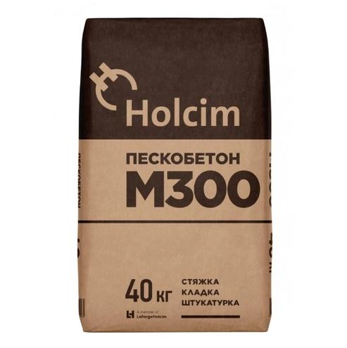 Купить Пескобетон Holcim М300, 40 кг — Фото №1