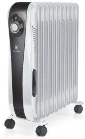 Радиатор масляный Electrolux Sport Line EOH/M-5221N, 620х240х405 мм
