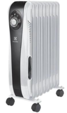 Радиатор масляный Electrolux Sport Line EOH/M-5209N, 240х620х405 мм