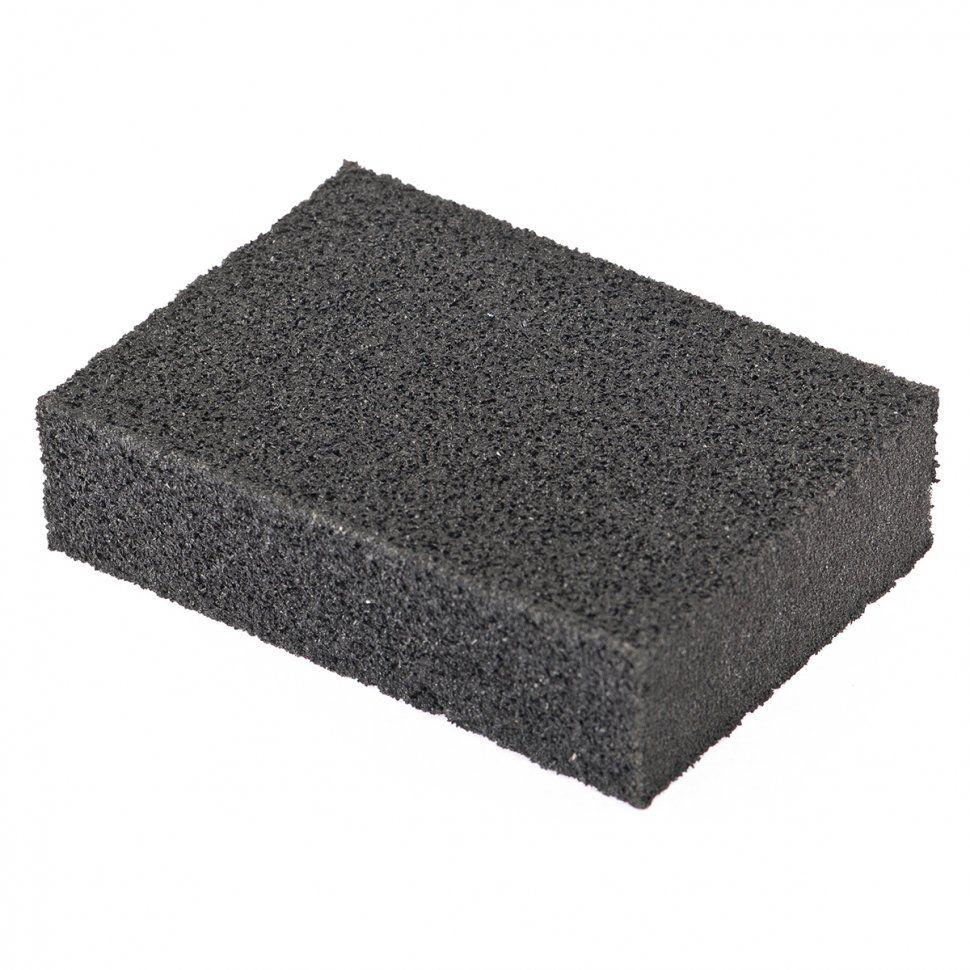 Шлифовальная губка Стандарт P80, 100х70 мм