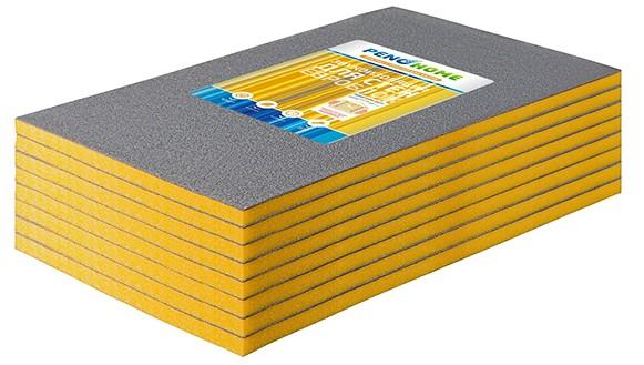 Тепло-звукоизоляция PenoHome Евроблок, 1000х600х20 мм (1 плита/0.6 м2)