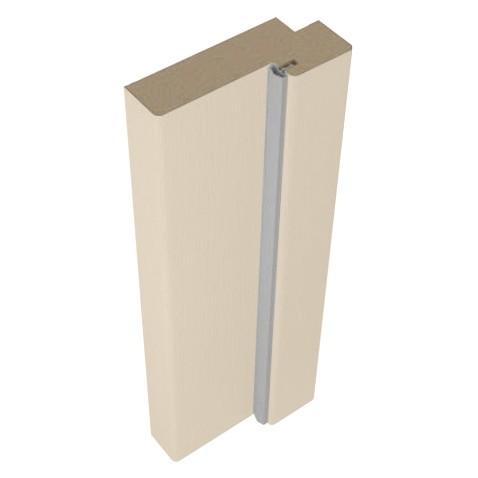 Стойка дверной коробки Belwooddoors Тип 50 Слоновая кость фанерованная, 2100х71х28 мм