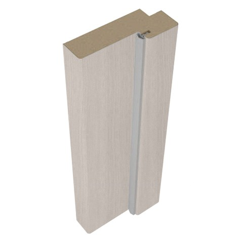 Стойка дверной коробки Belwooddoors Тип 50 Ясень скандинавский фанерованная, 2100х71х28 мм