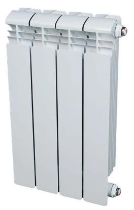 Купить Радиатор биметаллический Rifar Base 500/100, 4 секции
