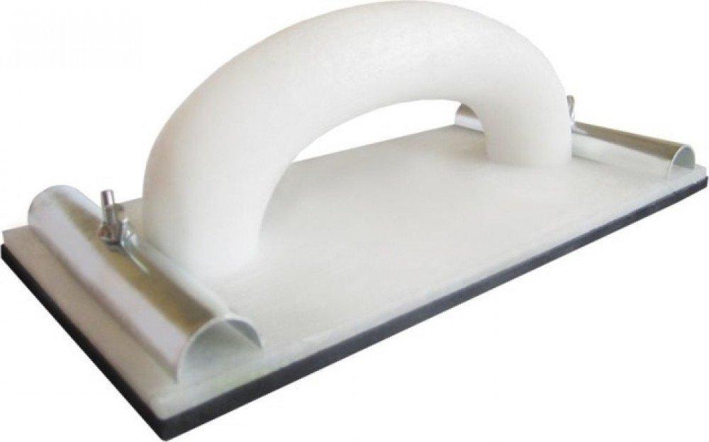 Купить Терка пластиковая для шлифования (сеткодержатель), 105х230 мм — Фото №1