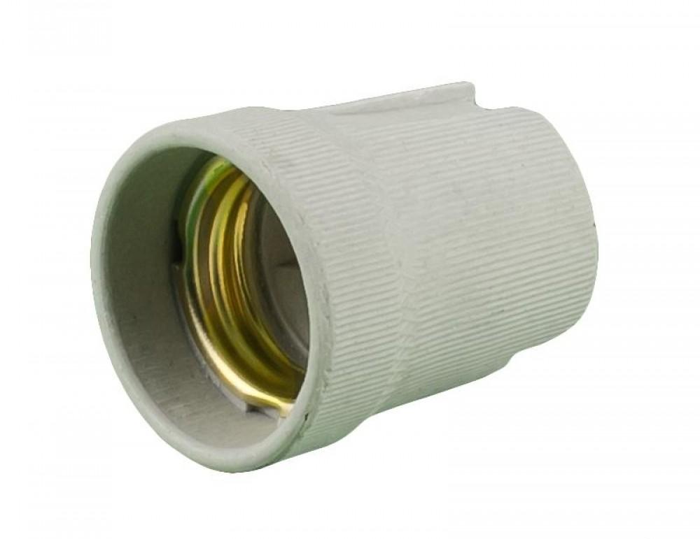 Купить Патрон керамический подвесной, E27 — Фото №1