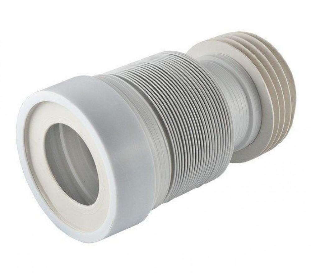 Купить Гофра для унитаза, диаметр 110 мм (длина 440 мм)