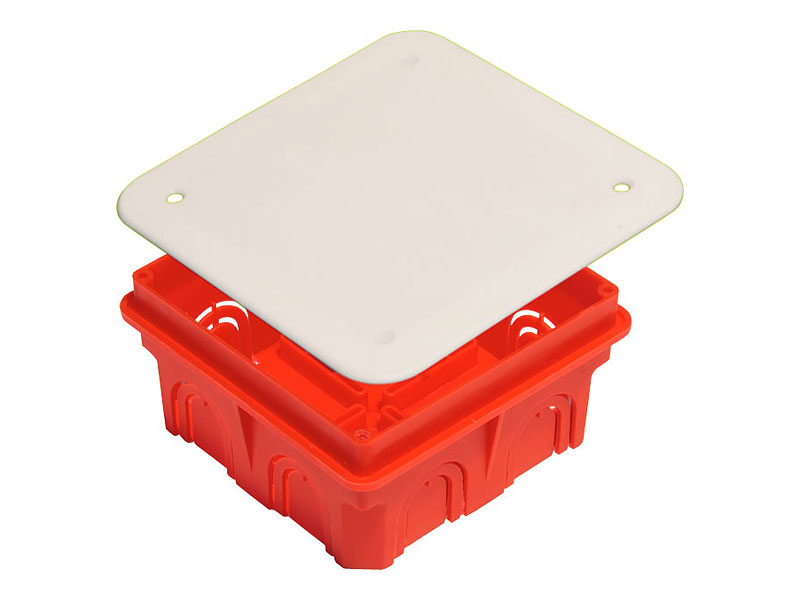 Купить Коробка распаячная внутренняя, 92х92 мм