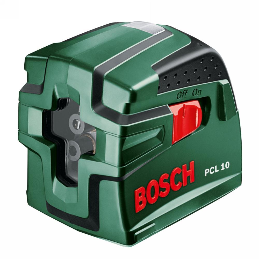 Купить Уровень Bosch pcl10, 2 луча — Фото №1