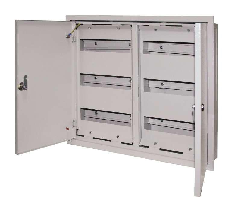 Щит распределительный навесной на 72 модуля ABB AT32, размер 524х574х140 мм