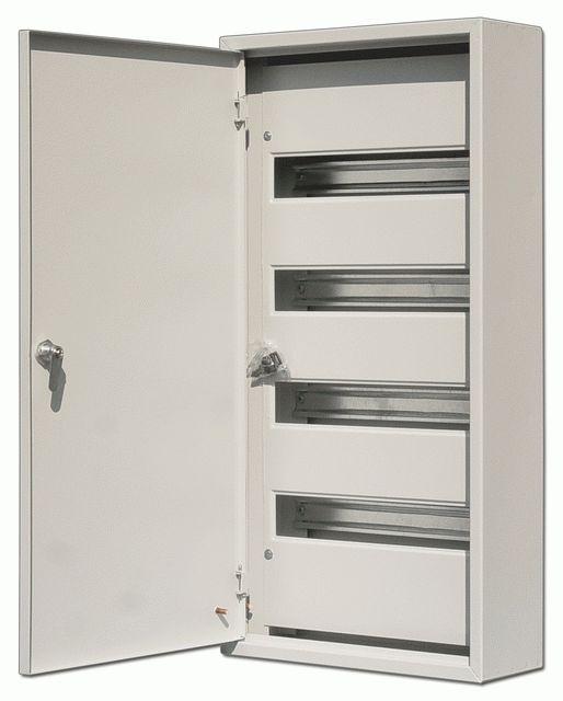 Щит распределительный навесной на 60 модулей ABB AT51, размер 824х324х140 мм