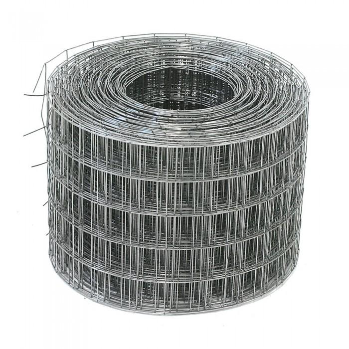 Купить Сетка кладочная 50х50х1.6 мм, рулон 0.5х50 м — Фото №1