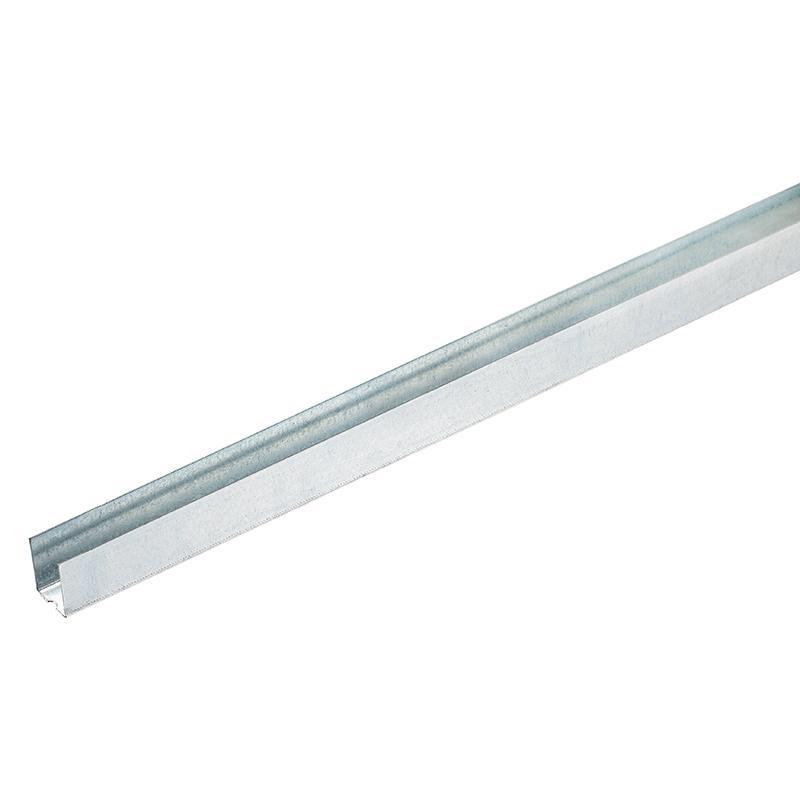 Купить Профиль направляющий потолочный ПН 28х27х0.6 мм Кнауф, 3 м — Фото №1