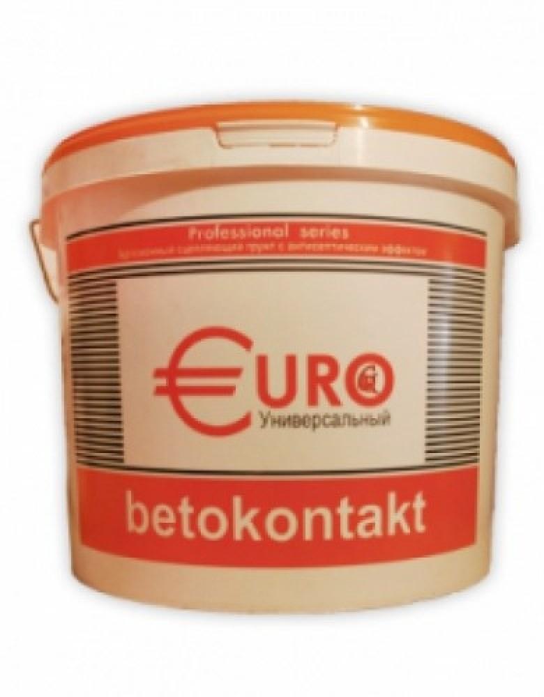 Купить Грунтовка для бетона Гермес Euro Бетоноконтакт, 5 кг — Фото №1