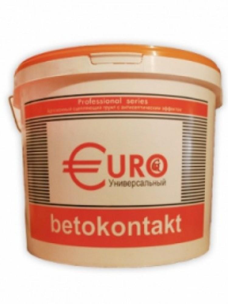 Купить Грунтовка для бетона Гермес Euro Бетоноконтакт, 10 кг — Фото №1